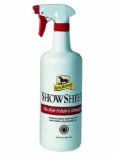 Showsheen 950ml - Rider's Tack.Apparel.Supply