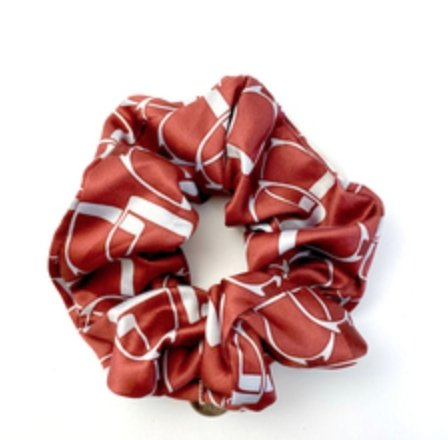 Spiced scrunchie stirrups Marsala - Rider's Tack.Apparel.Supply