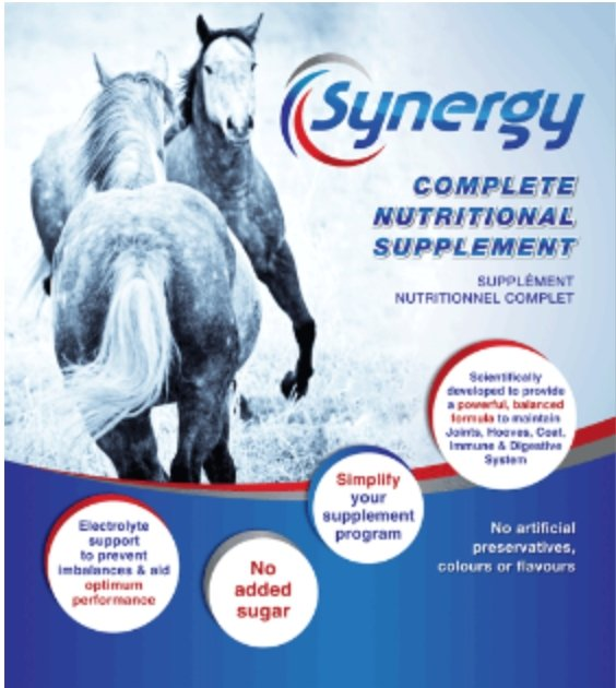 Synergy 5k - Rider's Tack.Apparel.Supply