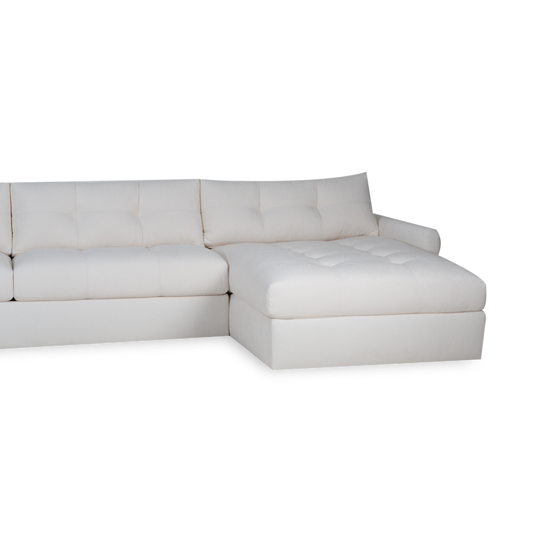 Carmet U-Chaise Sectional