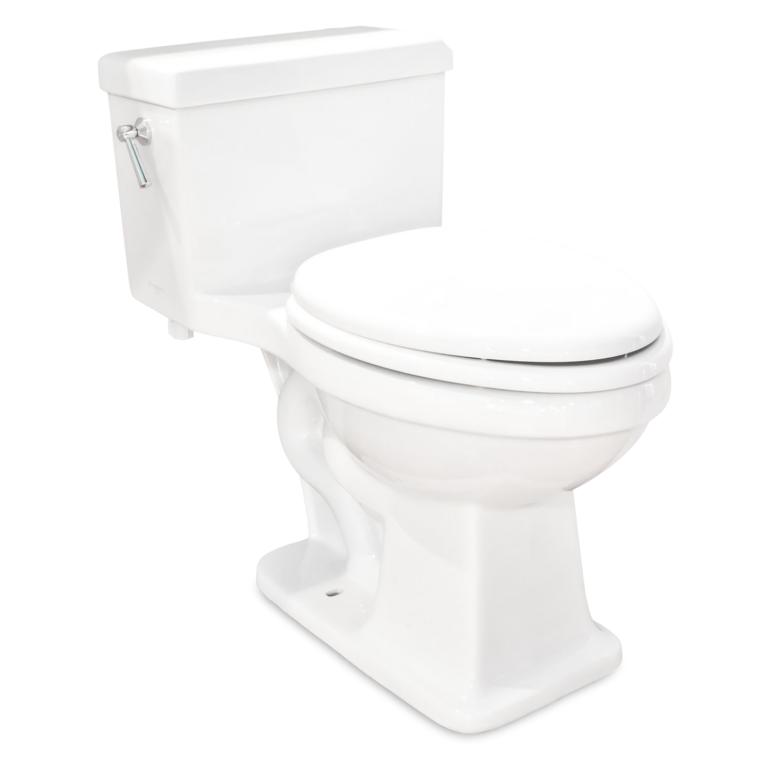 Waterworks Alden Toilet  (Without Seat & Trip) - Bright White