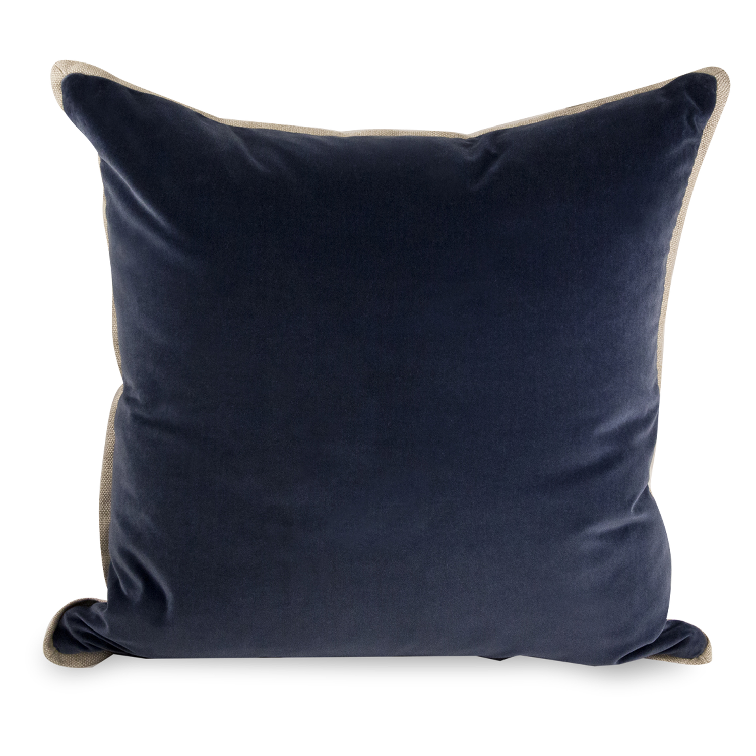 Linen Flange Pillow