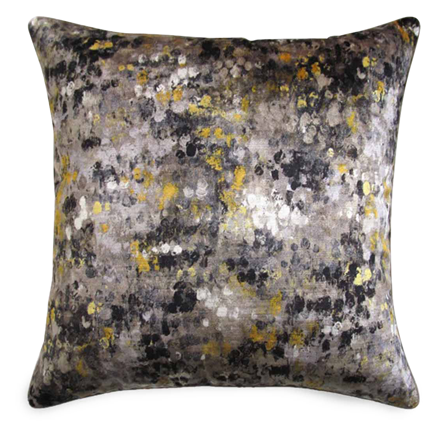 Dropcloth Velvet Pillow