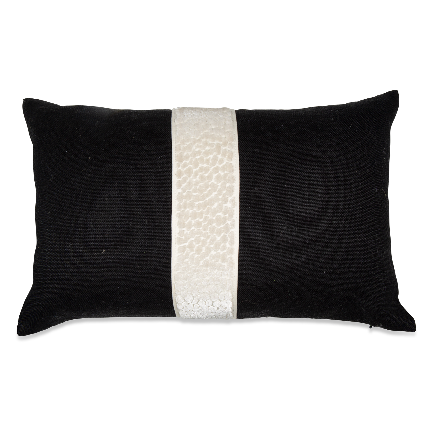 Pebbled Tape Pillow