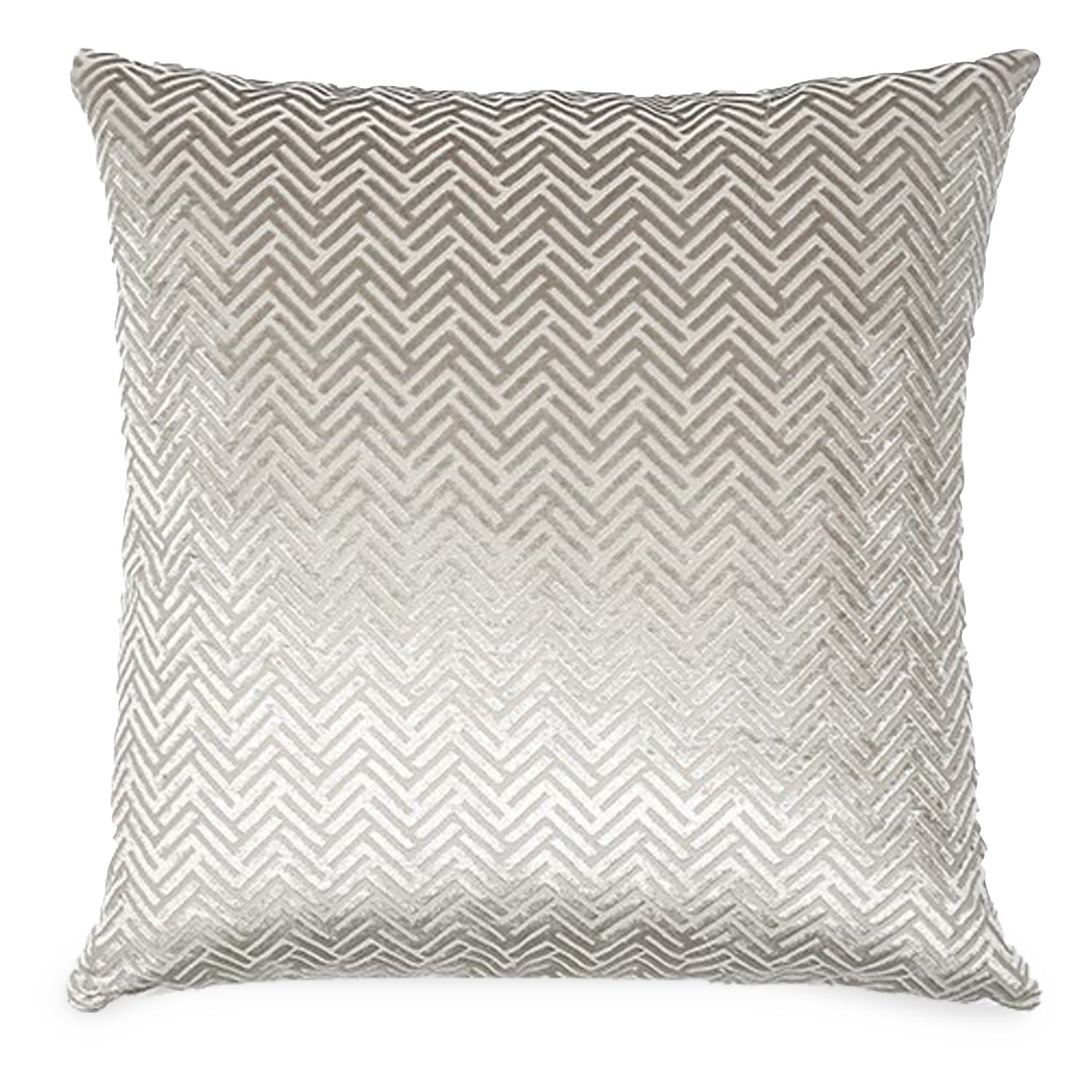 Abstract Herringbone Pillow