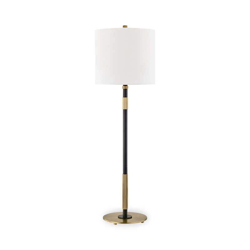 Bowery Table Lamp - Aged Old Bronze