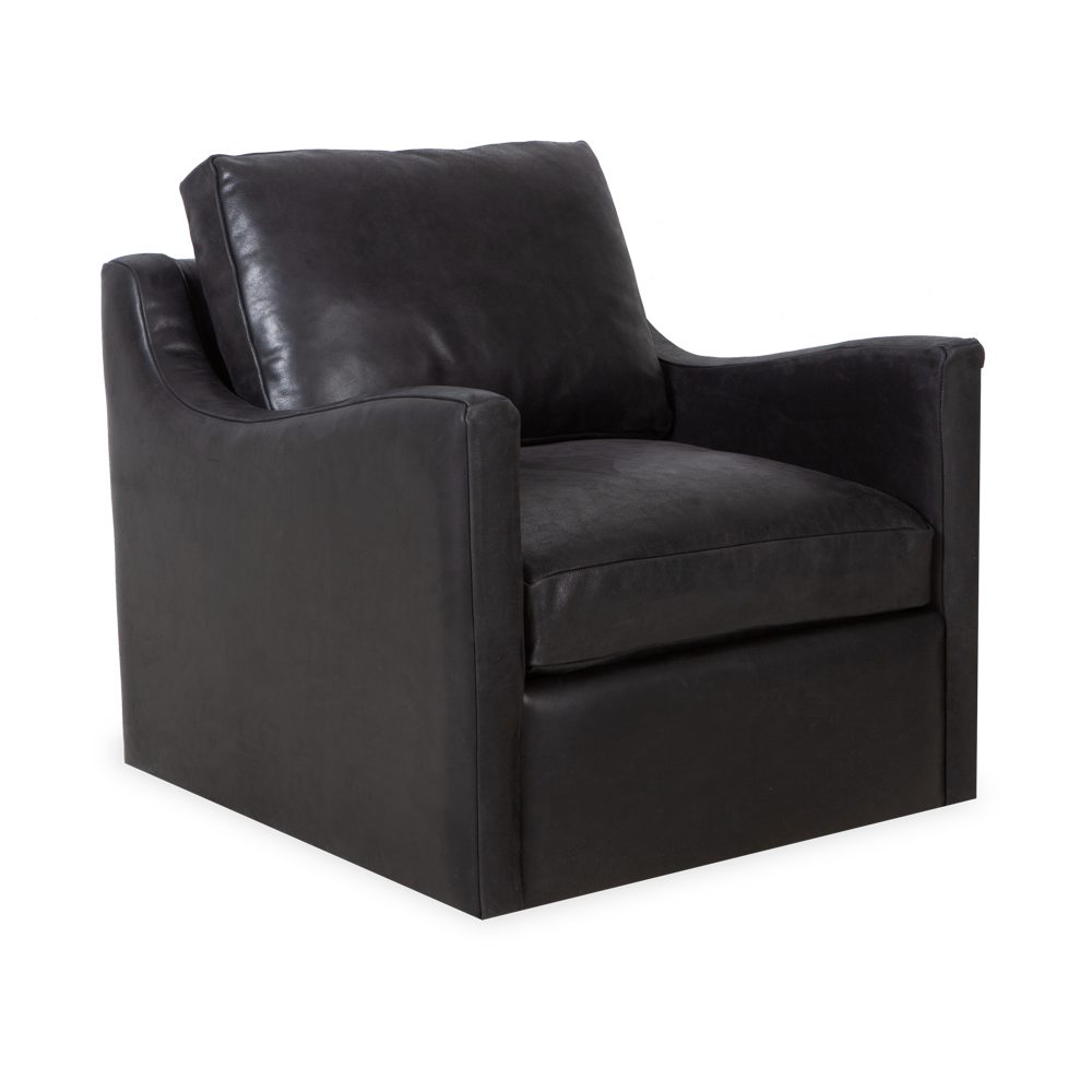 Alton Slim Track Swivel Chair