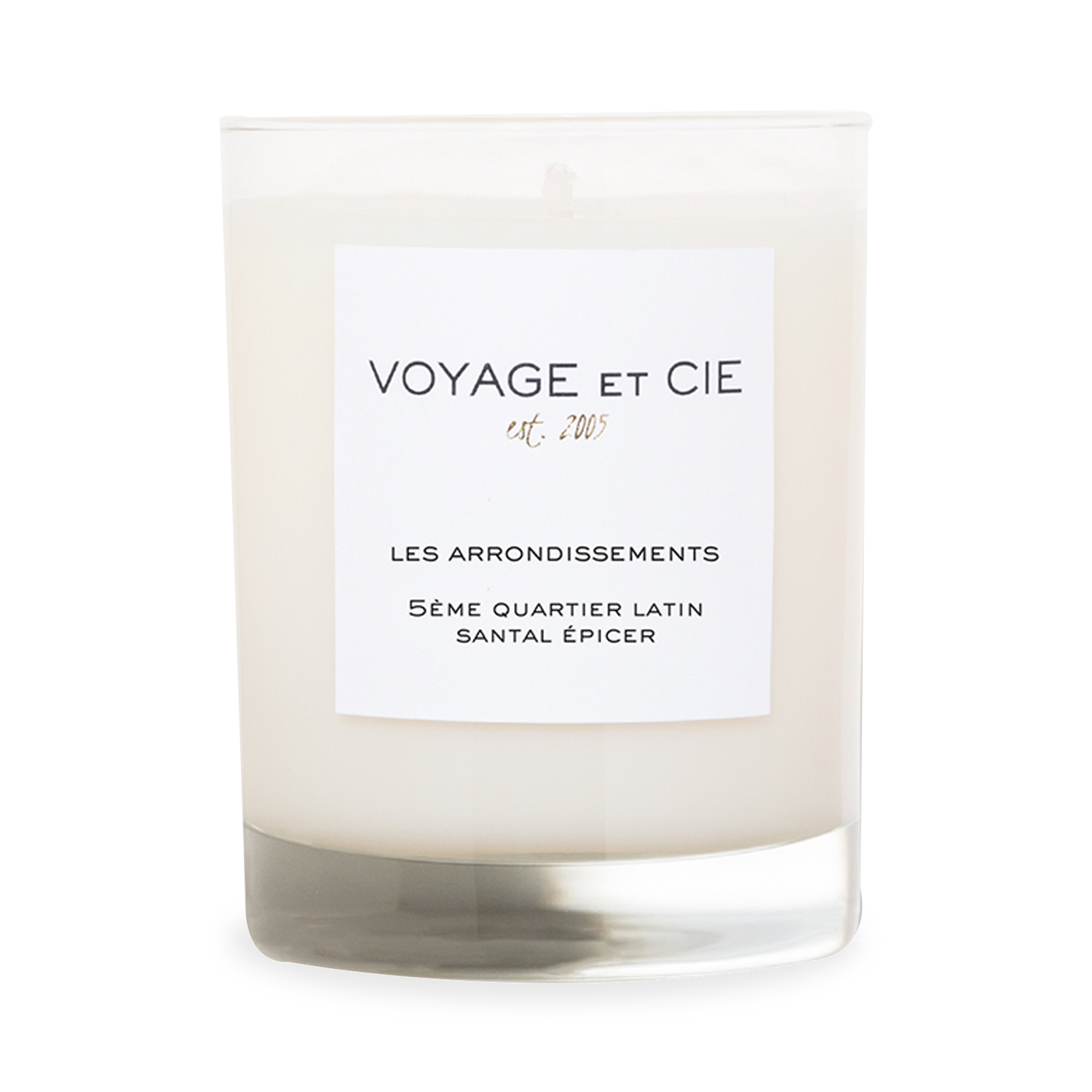 Votive Candle Santal