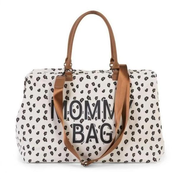 The Mommy Bag - Leopard