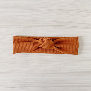 Knotted Stretch Headband