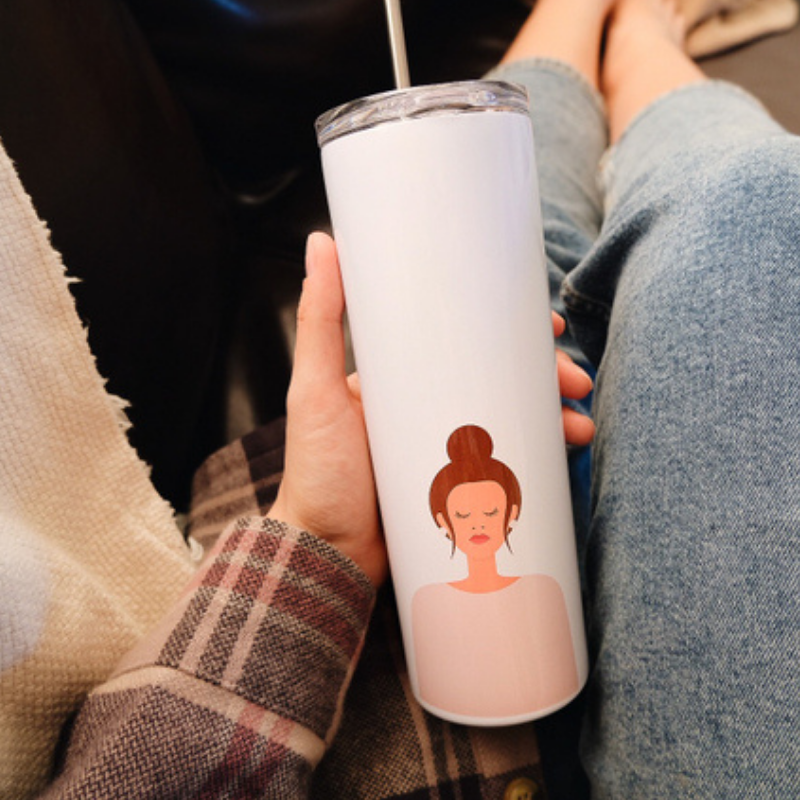 Personalized 100% That Mom Tumbler