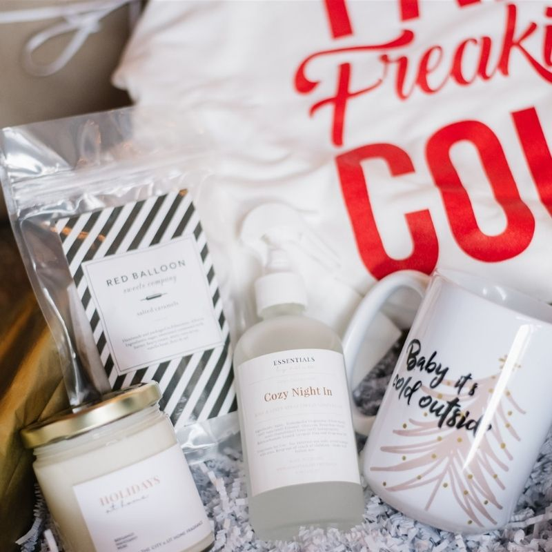 The Local Love Holiday Box - Curated by Kari Skelton