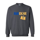 """AGGIESQUE - Purse"" Unisex Sweatshirt"