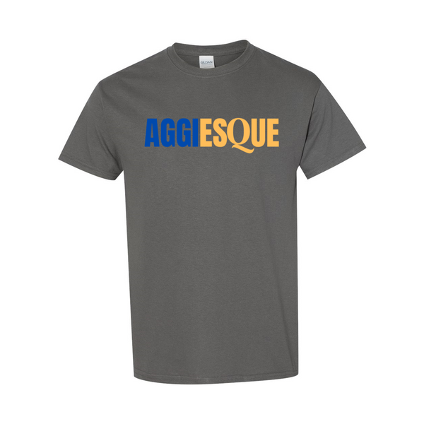 'AGGIESQUE' A&T Unisex T-Shirt