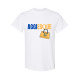 'AGGIESQUE - Purse' A&T Unisex T-Shirt