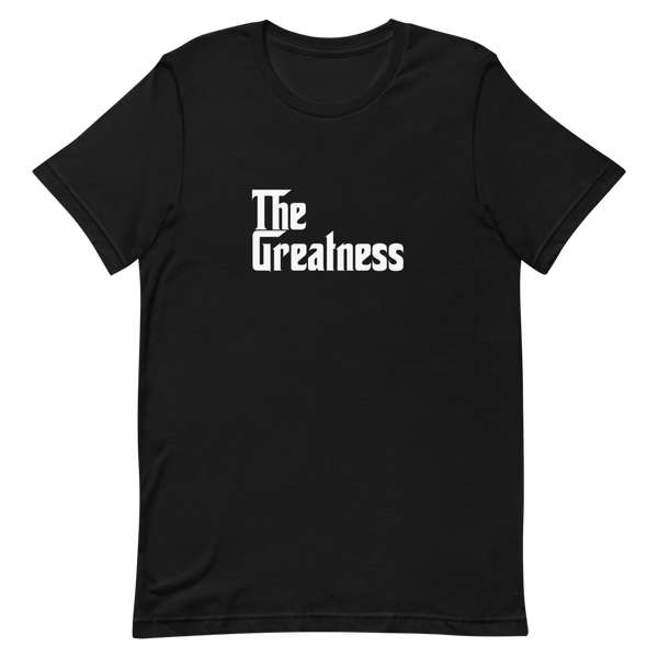 'The Greatness' Godfather Movie Theme Unisex T-Shirt