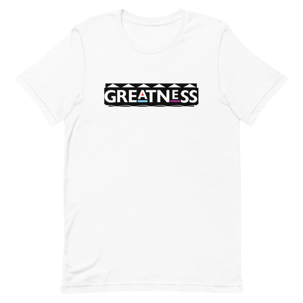 'Greatness' Martin Theme Unisex T-Shirt