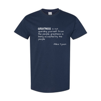 Quote 'Mike Tyson' Unisex T-Shirt