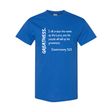 Quote 'Deu 32:3' Unisex T-Shirt