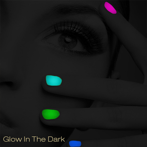 Glow In The Dark Nail Powder