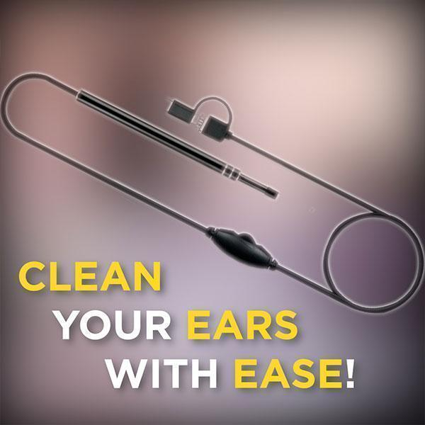 Ear Cleaning Endoscope
