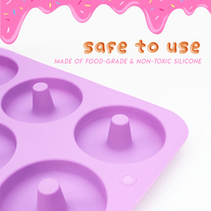 Silicone Donut Maker Mold