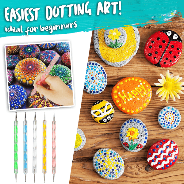 Dot Painting Tools Kit(20pcs)
