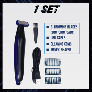 Menex Rechargeable Men Shaver
