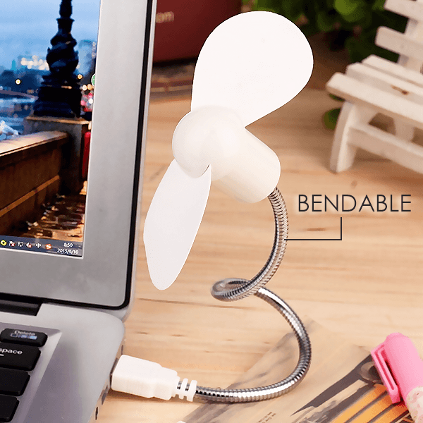 Lazy USB Cable Fan