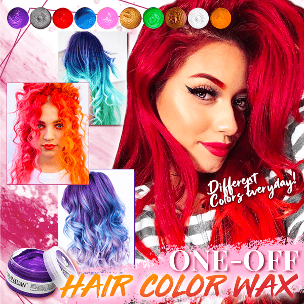 One-Off Hair Color Wax (50% OFF)