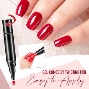 Lazy One Step Nail Polish Pen