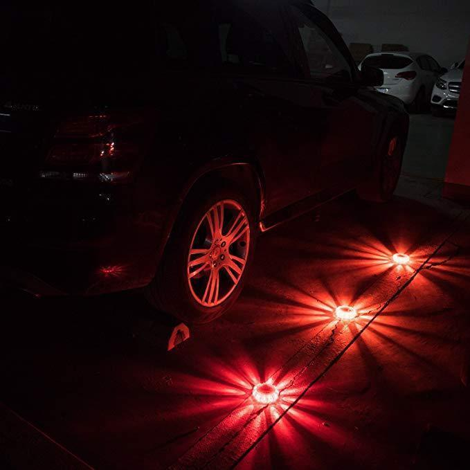 LED Emergency Road Flares