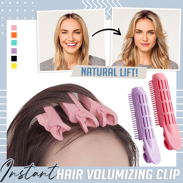 Instant Hair Volumizing Clip (50% OFF)