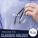 Magnetic Glasses Holder For Shirt