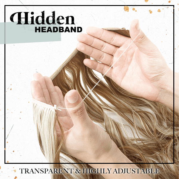 Prettio™ Invisible Hair Extension