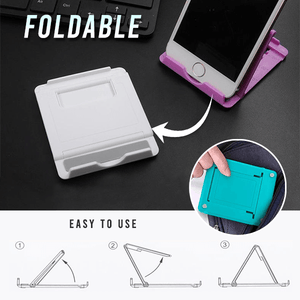 Portable Multi-Angle Phone Stand