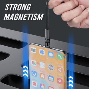 540° Rotation Magnetic Cable