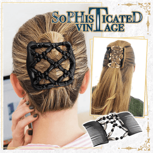 Stretchy Hair Comb Clip (50% OFF)