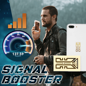 Cell Phone Signal Booster (Buy 2 Get 1 FREE!)