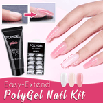 Easy-Extend PolyGel Nail Kit