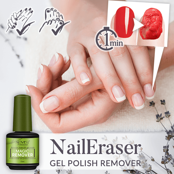 NailEraser Gel Polish Remover