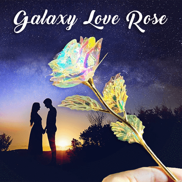 Galaxy Shinny Love Rose