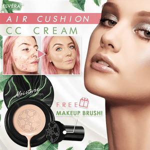 Elvéra™ Mushroom Head Air Cushion CC Cream