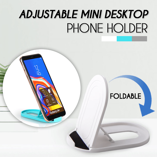 Adjustable Mini Desktop Phone Holder