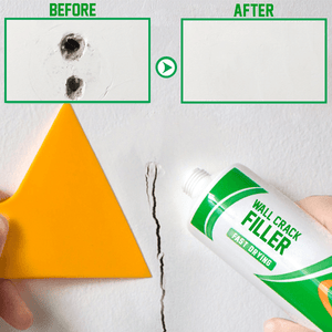 Easy Wall Crack Filler