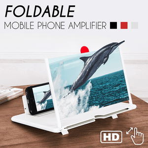 Foldable Mobile Phone HD Amplifier