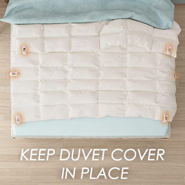 Bed Duvet Holders
