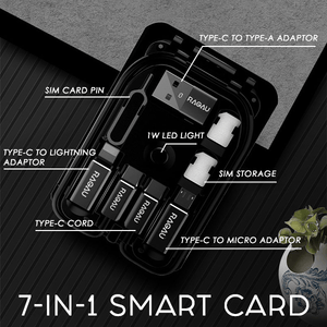 UrbzSurvival Smart Card