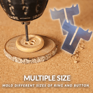 Easy Ring & Button Drill Bit