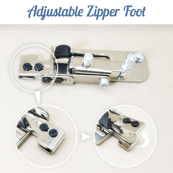 Zipper Foot